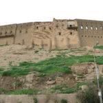 Erbil Citadel, 8,000 years of continuous habitation, south (Iraqi) Kurdistan.  Source: Gina Lennox, 2013