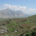 Near Lake Dukan, Sulaimani, south (Iraqi) Kurdistan. Source: Gina Lennox 2014
