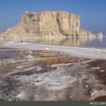 Lake Urmia, Kurdistan of Iran.  Source: https://globalvoices.org/wp-content/uploads/2015/04/umia-400x300.jpg