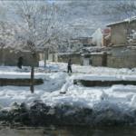 Shaqlawa in winter, south (Iraqi) Kurdistan. Source: Gina Lennox, 2013