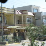 Modern Houses in south (Iraqi) Kurdistan.  Source: Gina Lennox, 2014