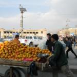 Street scene 2, Sulaimani, Iraqi Kurdistan.  Source: Gina Lennox, 2013