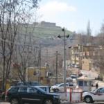 Saddam's fort, overlooking Halabja, south (Iraqi) Kurdistan. Source: Gina Lennox, 2013