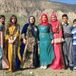 Newroz in Sulaimani 1, south (Iraqi) Kurdistan.  Source: Gina Lennox, 2014