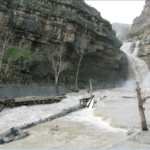 Waterfall, south (Iraqi) Kurdistan