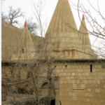 Yezidi Temple, Lalish, south (Iraqi) Kurdistan
